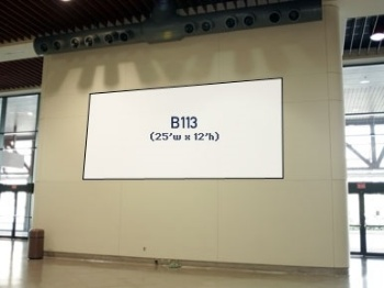 Banner B113