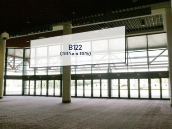 Banner B122