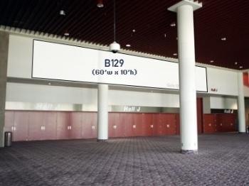 Banner B129