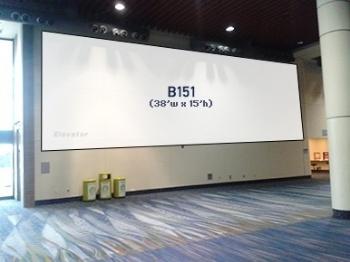 Banner B151