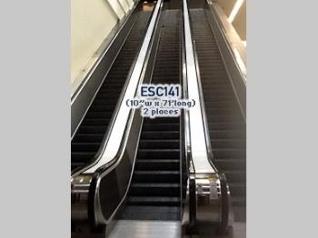 Escalator Cling ESC141