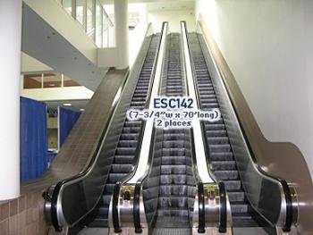 Escalator Cling ESC142