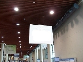 Picture of Hall E Hanging Banner PH2-WS4