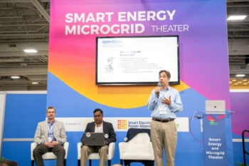 Picture of Smart Energy Marketplace + Microgrid Theater Sponsorship